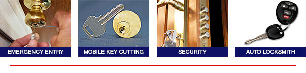 Chelmsford Locksmith Services