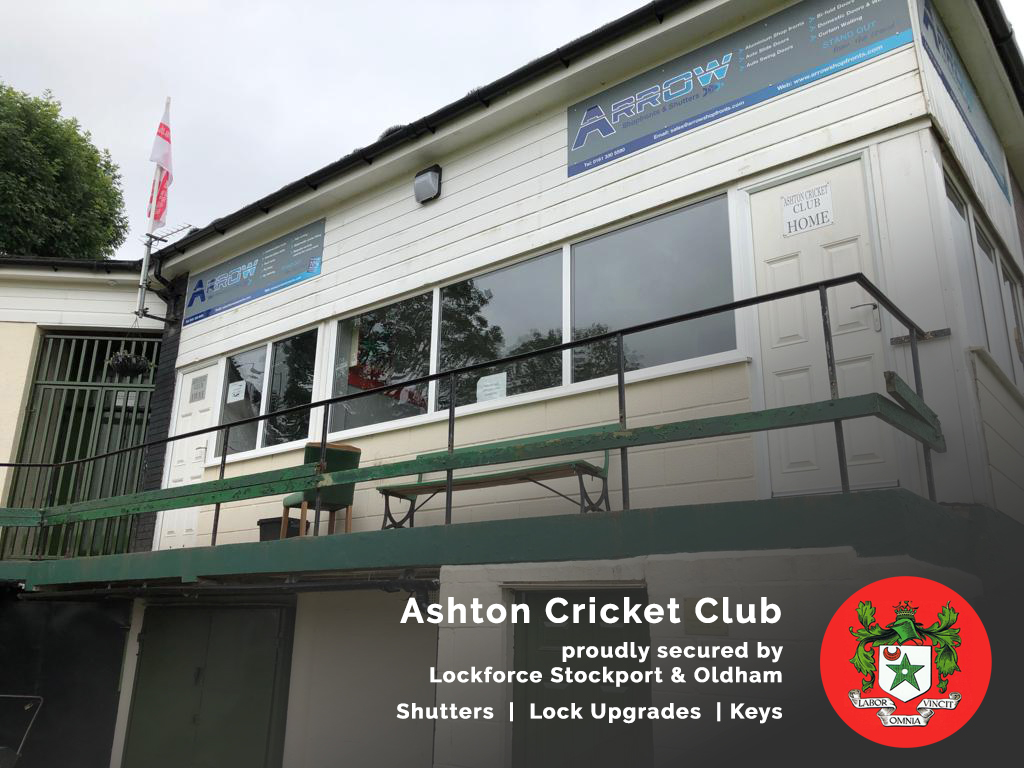 Stockport Locksmiths for Cricket Club